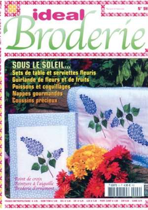 Ideal Broderie n°9