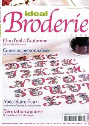 Ideal Broderie n°10