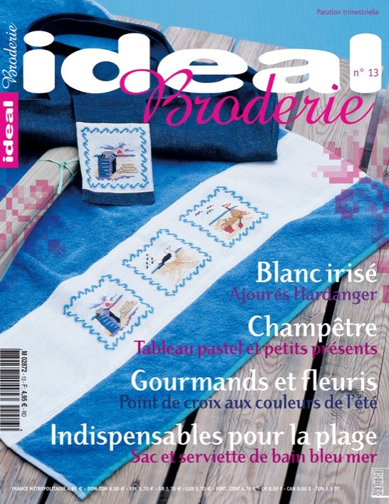 Ideal Broderie n°13