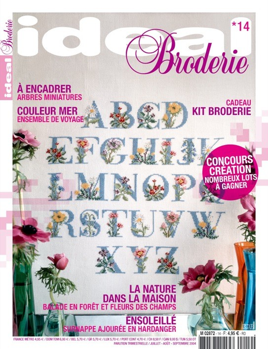 Ideal Broderie n°14