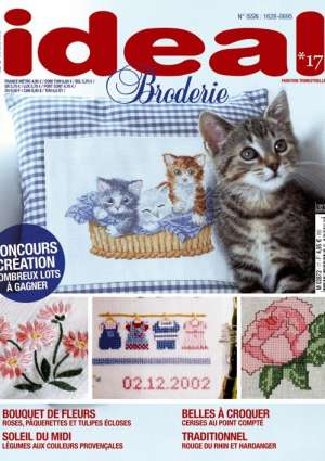 Ideal Broderie n°17