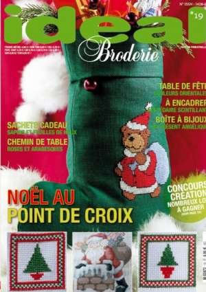 Ideal Broderie n°19