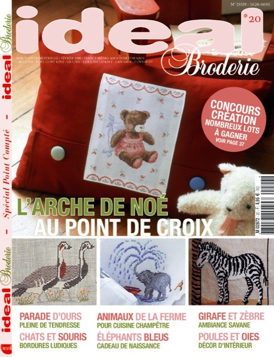 Ideal Broderie n°20