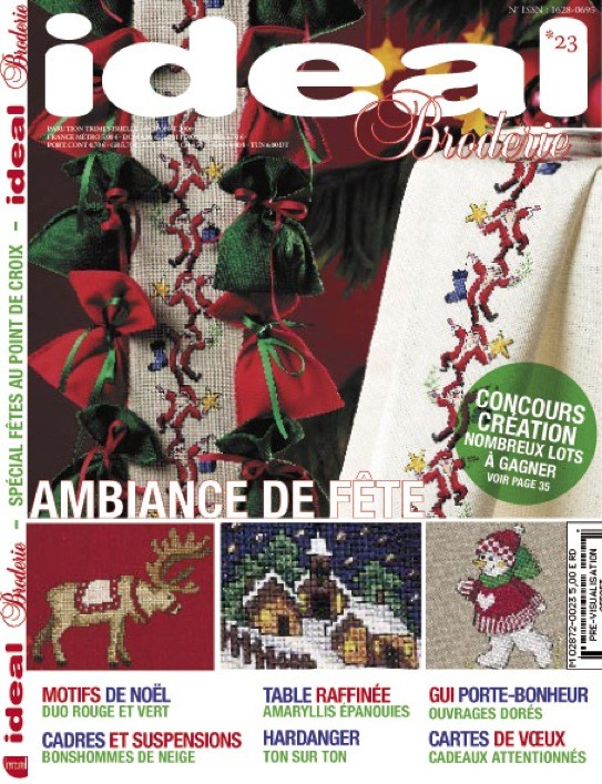 Ideal Broderie n°23