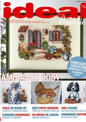 Ideal Broderie n°25