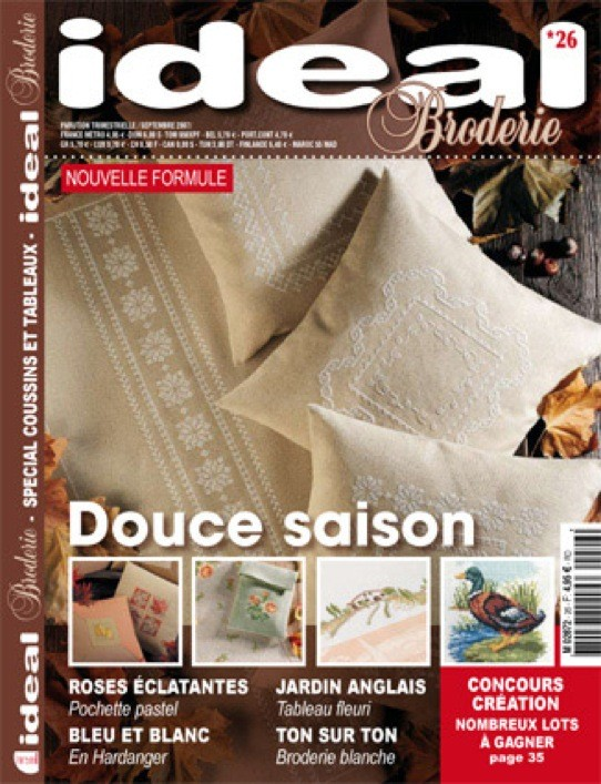 Ideal Broderie n°26