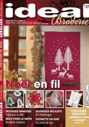 Ideal Broderie n°27
