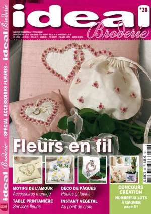 Ideal Broderie n°28