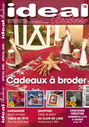 Ideal Broderie n°30