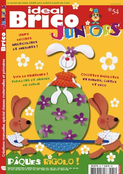 Ideal Brico Juniors n°54