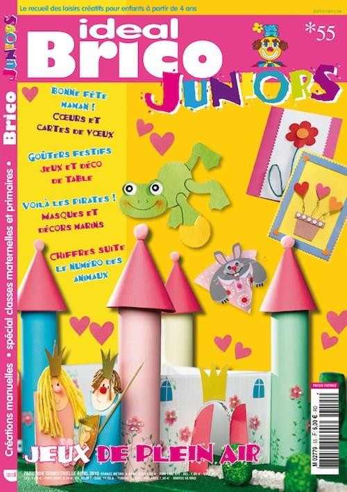 Ideal Brico Juniors n°55