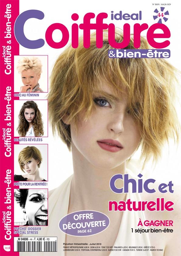 Ideal Coiffure & Bien-être n°44