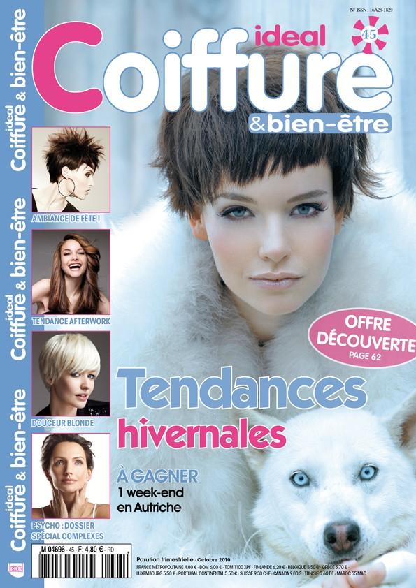 Ideal Coiffure & Bien-être n°45