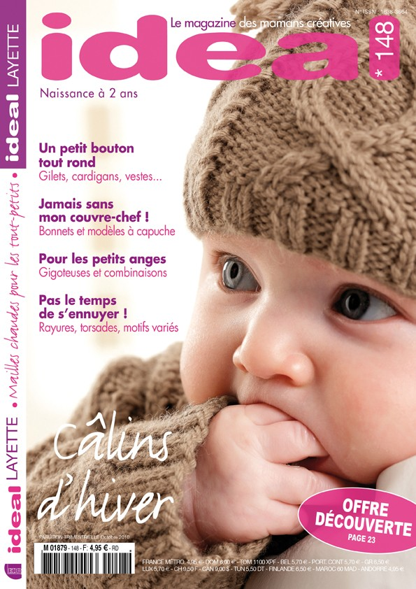 Ideal Layette n°148