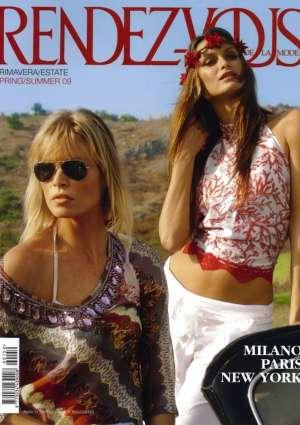Rendez-Vous de la Mode n°159 Printemps-Été 2009
