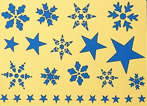"""Motif """"étoiles"""""""