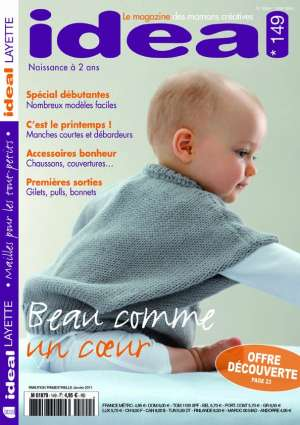 Ideal Layette n°149