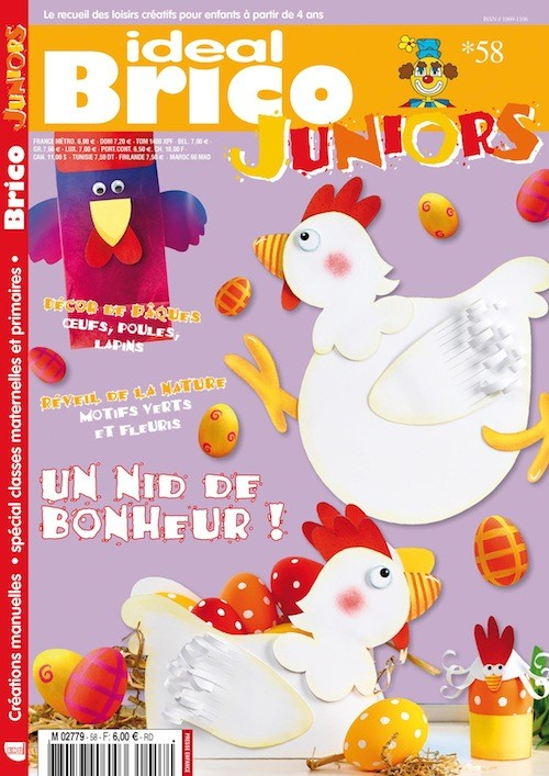 Ideal Brico Juniors n°58