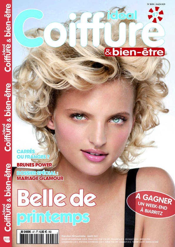 Ideal Coiffure & Bien-être n°47