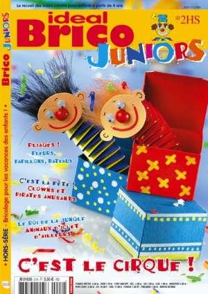 Ideal Brico Juniors hors-série n°2