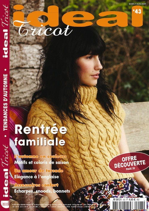 Ideal Tricot n°43