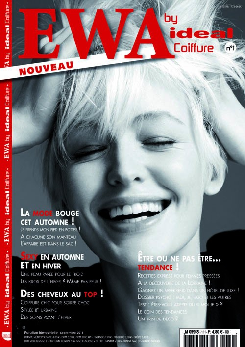 Ewa by Ideal Coiffure n°1