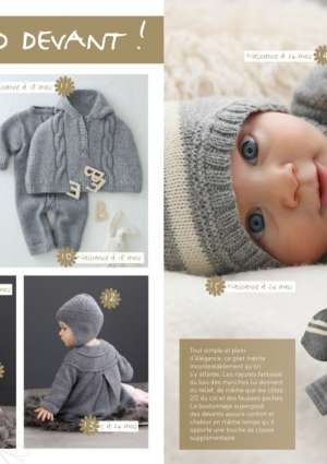 Ideal Layette n°152