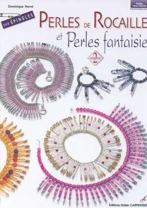 Livre Perles de rocailles et Perles de fantaisie