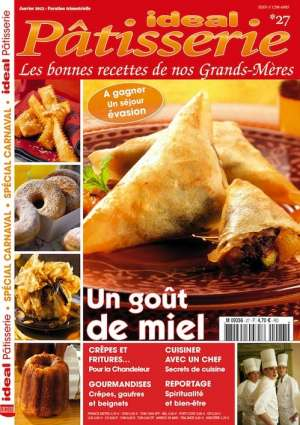 Ideal Pâtisserie n°27