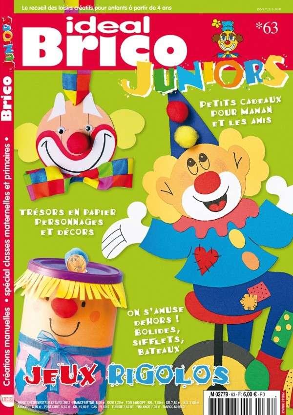 Ideal Brico Juniors n°63