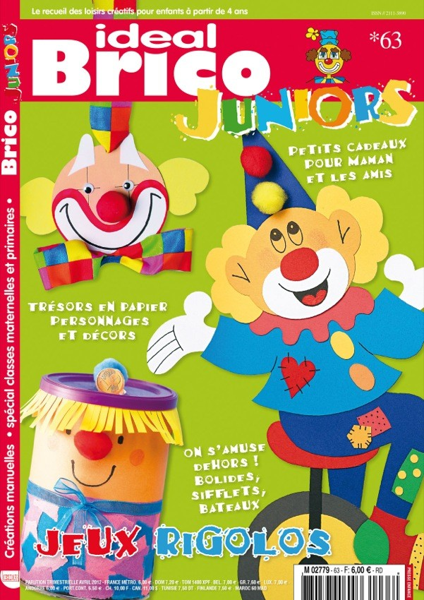 Ideal Brico Juniors n°63