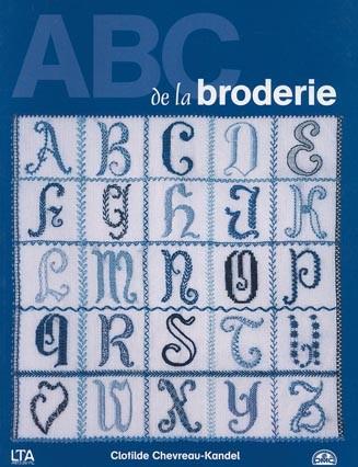 ABC de la broderie