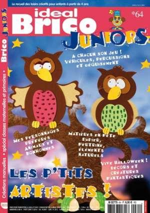 Ideal Brico Juniors n°64