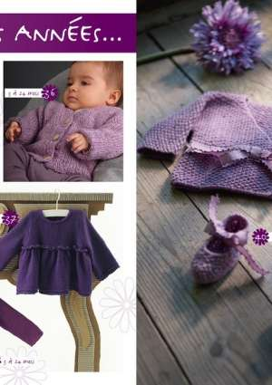 Ideal Layette n°155