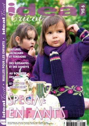 Ideal Tricot Hors Série n°6
