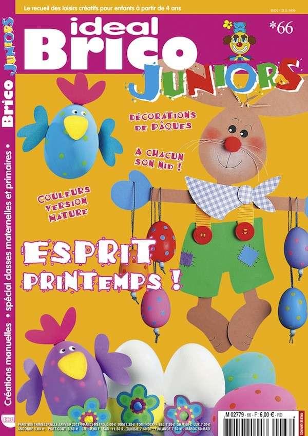Ideal Brico Juniors n°66