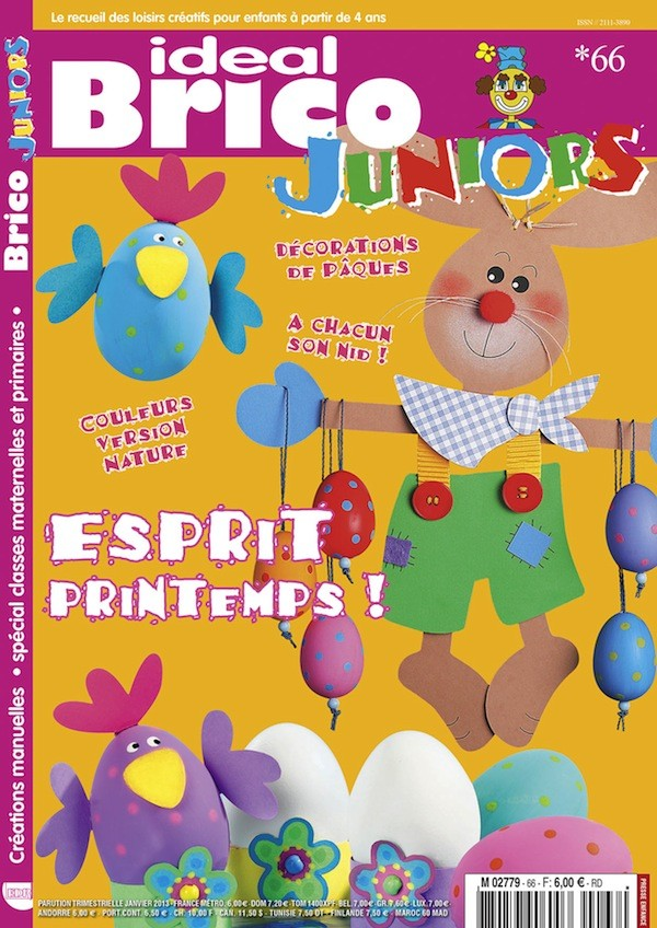 Ideal Brico Juniors n°66