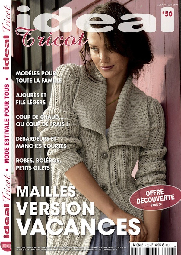 Ideal Tricot n°50