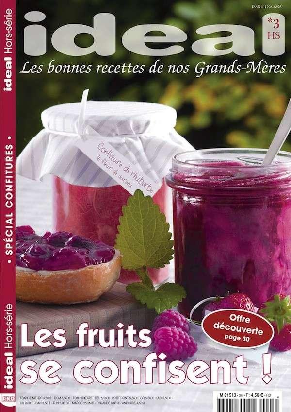 Ideal Les bonnes recettes de nos Grands-Mères - Hors-série n°3