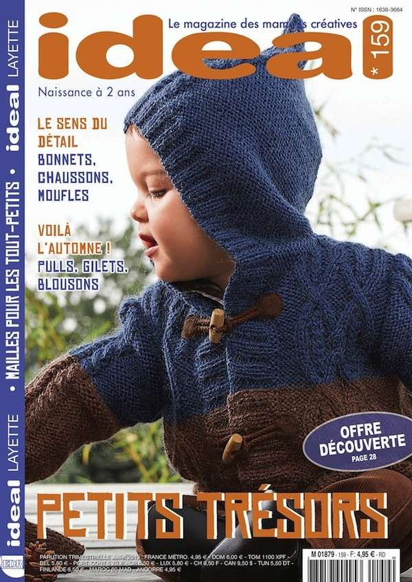 Ideal Layette n°159