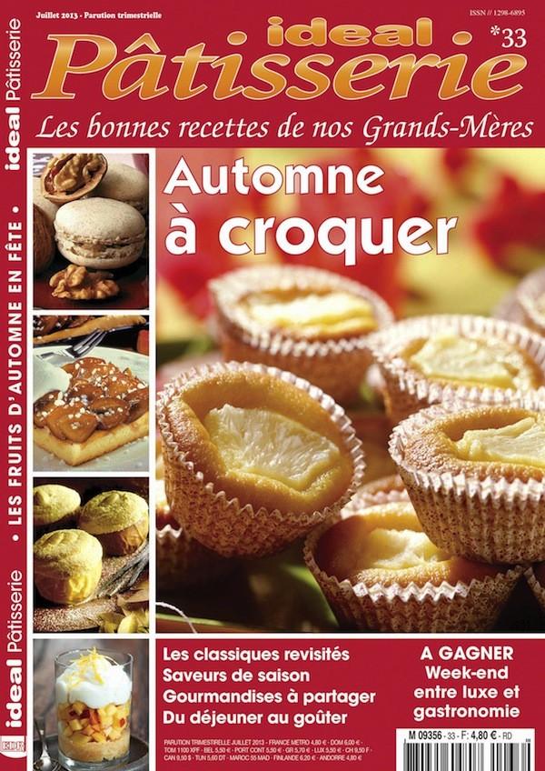 Ideal Pâtisserie n°33