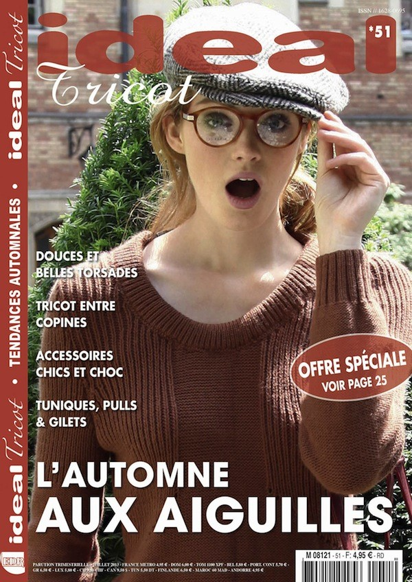 Ideal Tricot n°51