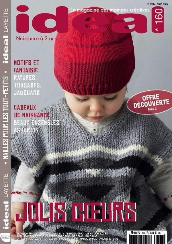 Ideal Layette n°160