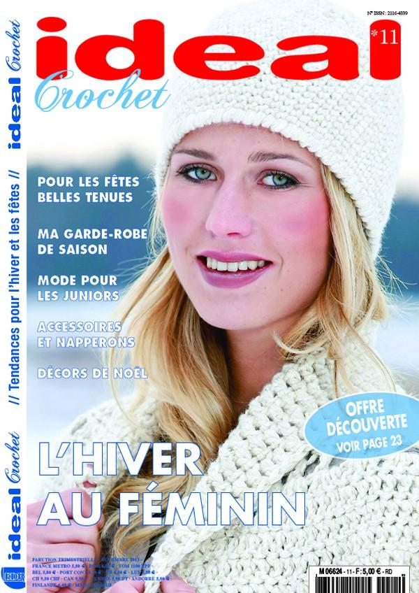 Ideal Crochet N°11