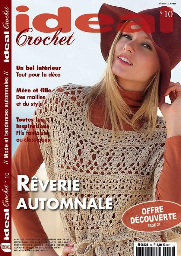 Ideal Crochet n°10 (nouvelle formule)