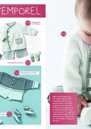 Ideal Layette n°161