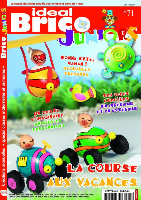 Ideal Brico Juniors n°71