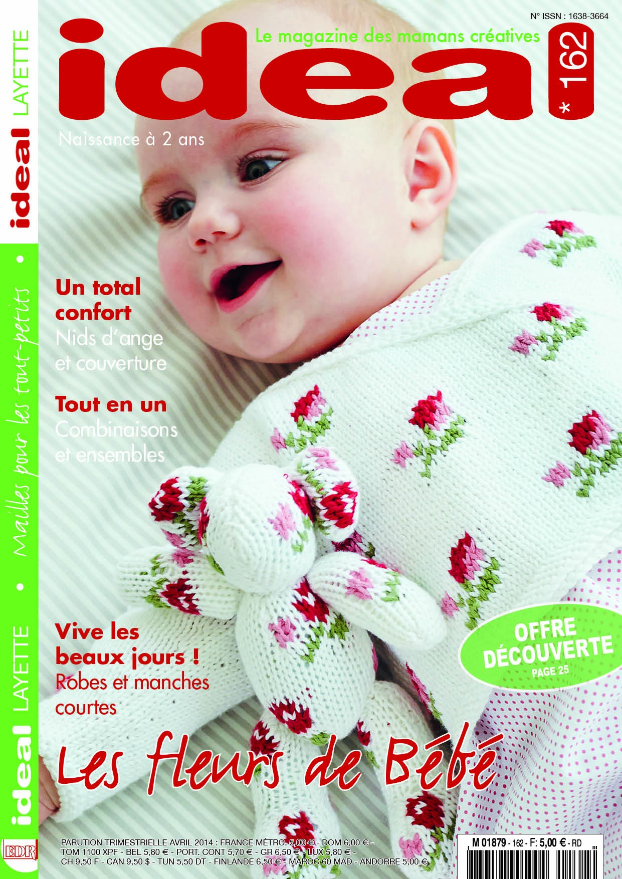 Ideal Layette n°162