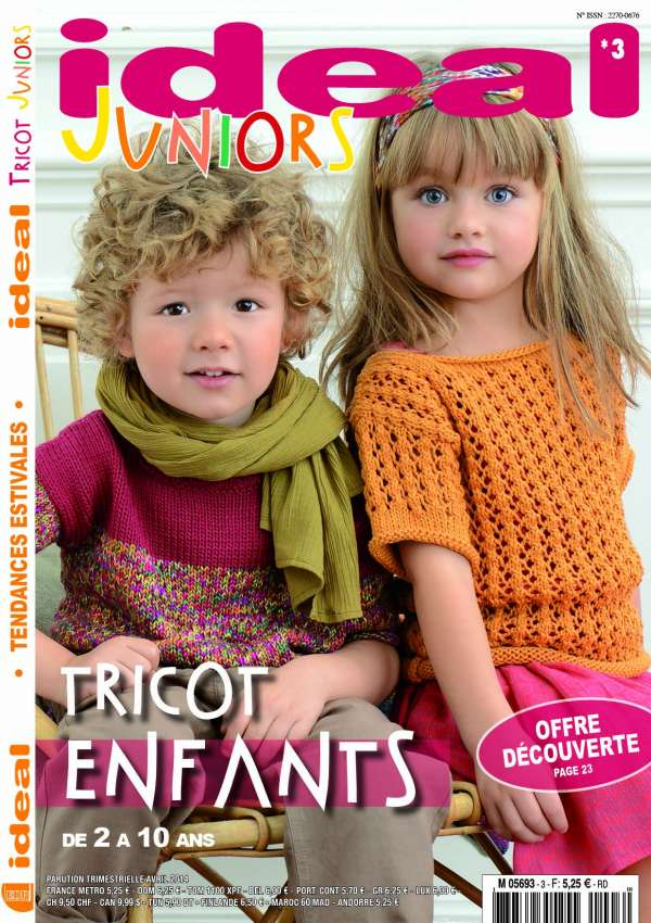 Ideal Tricot Juniors n°3
