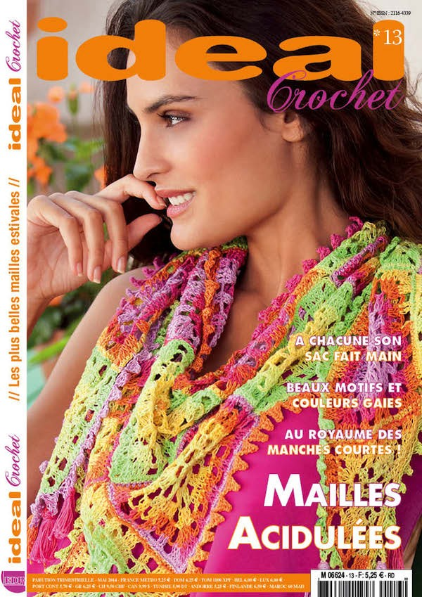 Ideal Crochet n°13 (nouvelle formule)